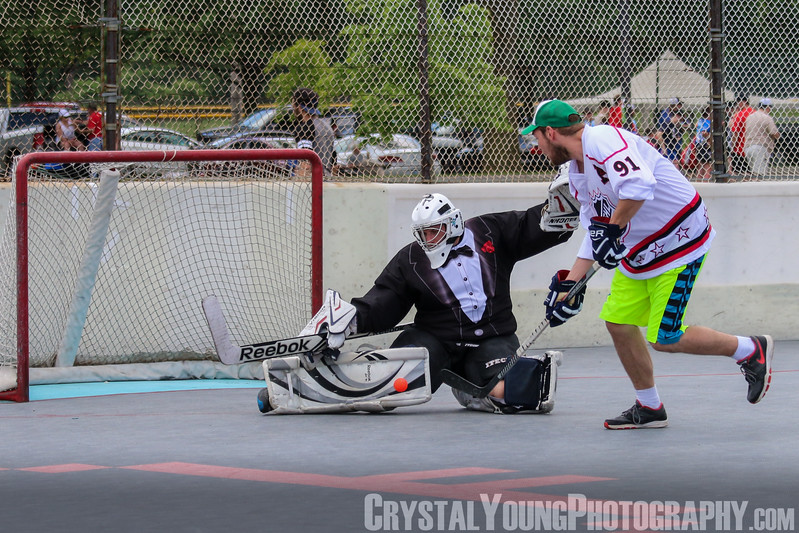 Walter Gretzky Street Hockey Crystal Young Photography