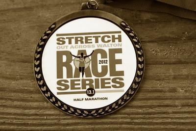 Stretch out across Walton County Half Marathon