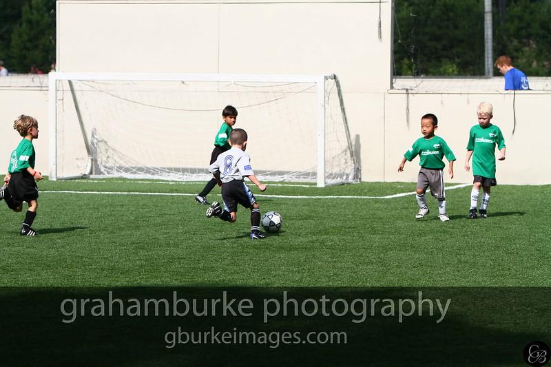 Strikers Soccer, Charlotte NC. - PeeWee League: Team Spain