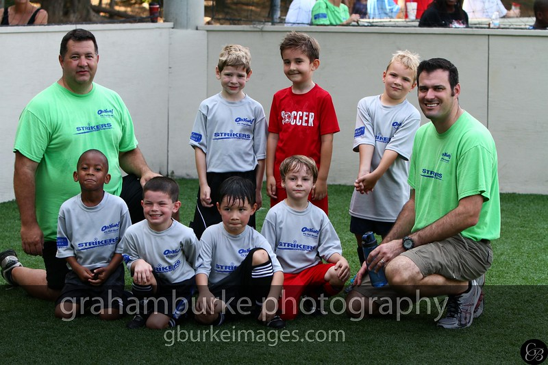 Strikers Soccer, Charlotte NC. - PeeWee League: Team Spain