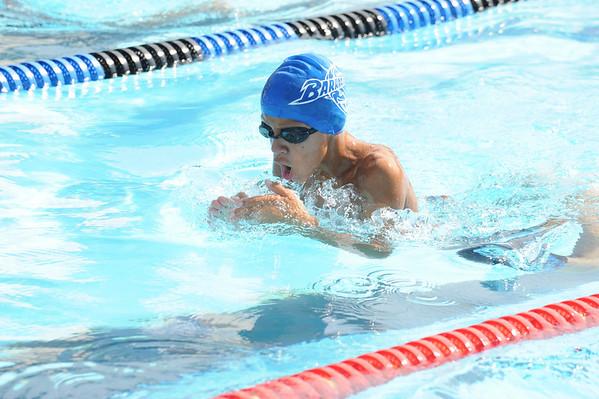Suburban Swim Associations 2010 Championships - Saturday, 7/31/2010 Race 202-3 to 205