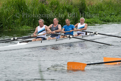 Competitors at Sudbury Rowing Club's 2011 Regatta