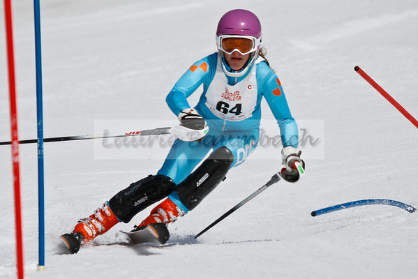 2012 Sugar Slalom - Saturday - 1st Run
