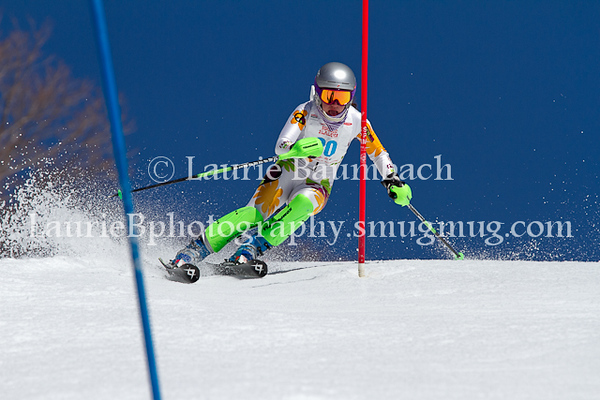 2013 Sugar Slalom - Saturday 3/30 - 1st Run