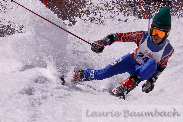 Stowe Sugar Slalom 2011 - 2nd Run