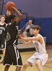 Sullivan West vs. Spackenkill Boys Class B Sectional Quarterfinal : Spackenkill ends Sullivan West's Season with a 68-60 Class B Quarterfinal win. Dawg Pound brings its greatest fervor to bear but can't change the outcome for the 11-7 Bulldogs. Congratulations to seniors E.J . Franskevicz, John Masten, Andrew Parsons, Adam Talbi and Shawn Bailey and a special shout out to Charlie Ciccione the Dawg Pound General. Spackenkill moves on to face Ellenville in the semifinals.