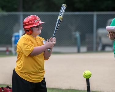 2015 Softball Skills