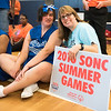 June 3, 2016. Special Olympics NC Summer Games, Cheerleading competition, Raleigh, NC. Copyright © 2016 Jamie Kellner. All Rights Reserved.
