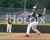 Relief pitcher Adam Evans (10) takes over the mound for Corinth Holders in the 4th. Photo by Dean Strickland.