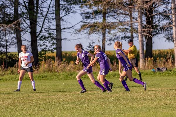 SA VS Katahdin Varsity Girls and Boys 9/19/19