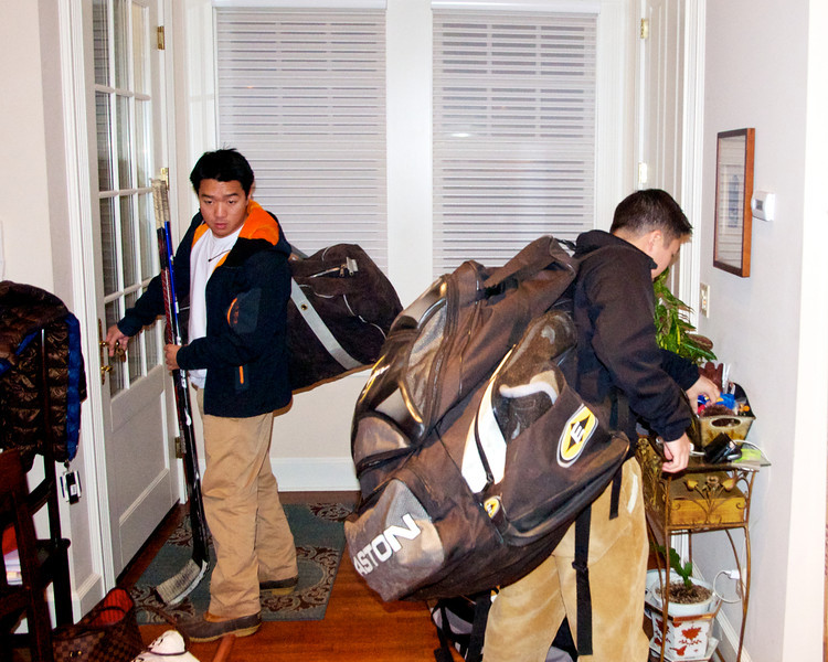 Alumni Hockey Game 2013  70341