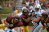 Varsity Football vs Johnson 49-7 @ Metro Sept26  15439