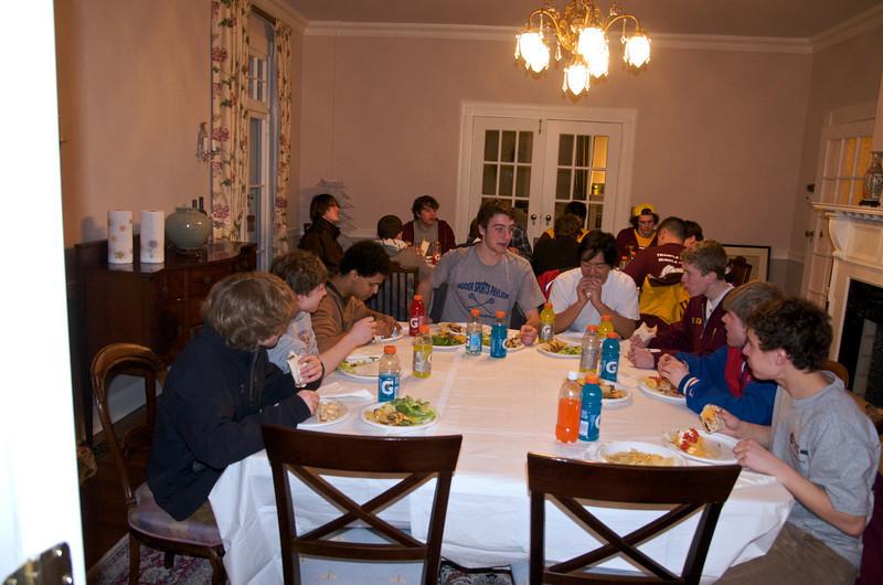 Team Dinner 114 Prospect Street March 1  20894