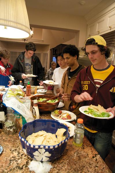 Team Dinner 114 Prospect Street March 1  20883