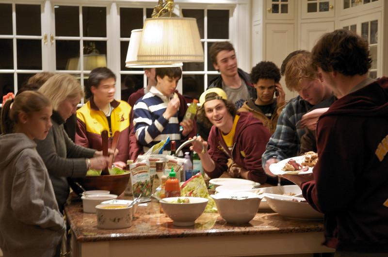 Team Dinner 114 Prospect Street March 1  20858
