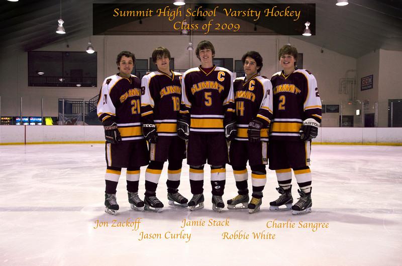 Varsity Team Pictures @ Union Jan 23 2009