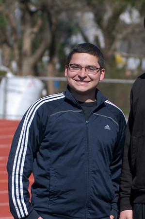 Summit High School Spring Track 2009