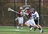 Varsity Lacrosse vsHanover Park Apr 3 @ Metro  5387