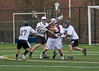 Varsity Lacrosse vsHanover Park Apr 3 @ Metro  5382