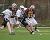 Varsity Lacrosse vsHanover Park Apr 3 @ Metro  5377