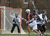 Varsity Lacrosse vsHanover Park Apr 3 @ Metro  5386