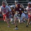 JV Lacrosse vs Morris Hills Apr15 @ MHills  6275