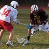 JV Lacrosse vs Morris Hills Apr15 @ MHills  6264