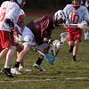 JV Lacrosse vs Morris Hills Apr15 @ MHills  6267
