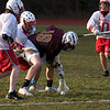 JV Lacrosse vs Morris Hills Apr15 @ MHills  6266