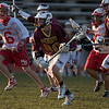 JV Lacrosse vs Morris Hills Apr15 @ MHills  6276