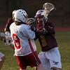 JV Lacrosse vs Morris Hills Apr15 @ MHills  6263