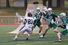 Varsity Lacrosse vs Delbarton 6-10 Apr 1 @ Metro  5173