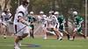 Varsity Lacrosse vs Delbarton 6-10 Apr 1 @ Metro  5139