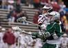 Varsity Lacrosse vs Delbarton 6-10 Apr 1 @ Metro  5136