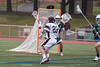 Varsity Lacrosse vs Delbarton 6-10 Apr 1 @ Metro  5171