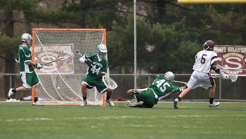 Varsity Lacrosse vs Delbarton 6-10 Apr 1 @ Metro  5130