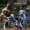 Varsity Lacrosse vs Madison 12-6 Apr 25 @ Metro  7396