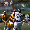 Varsity Lacrosse vs Madison 12-6 Apr 25 @ Metro  7383