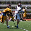 Varsity Lacrosse vs Madison 12-6 Apr 25 @ Metro  7368