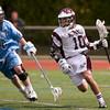 Varsity Lacrosse vs West Morris Cental 11-8 Apr 18 @ Metro  6429
