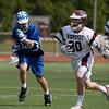 Varsity Lacrosse vs Westfield 14-1 Apr 8 @ Metro  5568