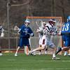 Varsity Lacrosse vs Westfield 14-1 Apr 8 @ Metro  5596