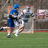 Varsity Lacrosse vs Westfield 14-1 Apr 8 @ Metro  5593
