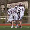 Varsity Lacrosse vs Westfield 14-1 Apr 8 @ Metro  5603