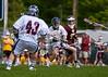 Varsity Lacrosse vs Randolp 11-4 May12 @ Randolph  8705