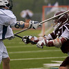 Varsity Lacrosse vs Chatham 8-7 May 1 @ Chatham  7926