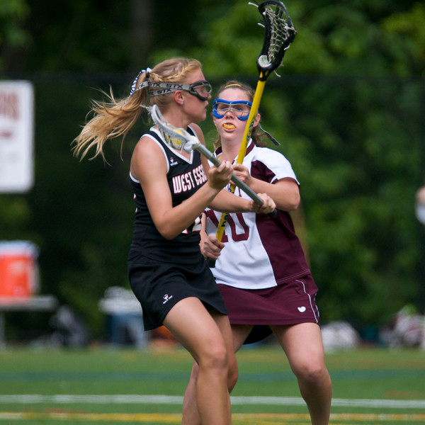 Varsity Women's Lacrosse vs West Essex 8-10 State Finals  10201