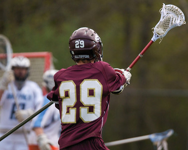 Summit Varsity Lacrosse vs West Morris 6-2 Apr 17 @ WMC