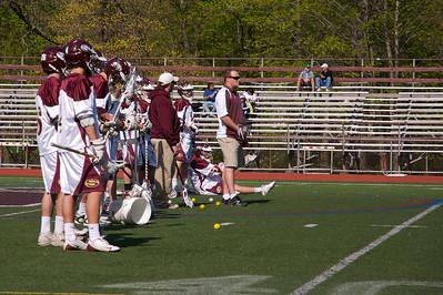 Summit Varsity Lacrosse vs AL Johnson 16-2 Apr 12 @ Metro