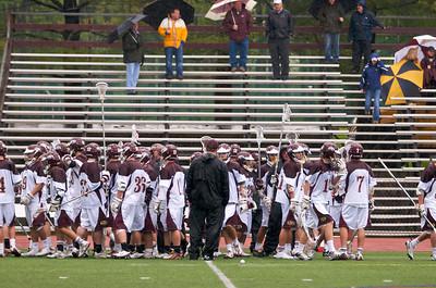 Summit Varsity Lacrosse vs New Providence 15-1 Apr 26 @ Metro